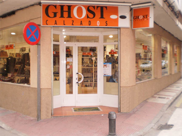 ghost calzados