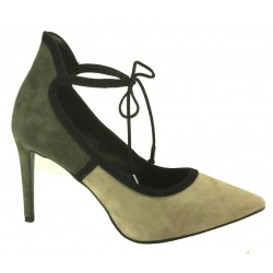 Zapato de salon acordonado Ezzio 39515